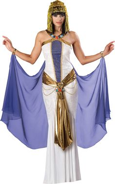 Jewel of the Nile Egyptian Costume