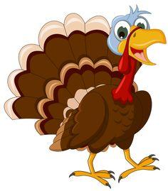 Transparent Thanksgiving Turkey Picture