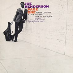 Joe Henderson / Page One [Reid Miles]