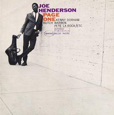 Joe Henderson / Page One [Reid Miles]