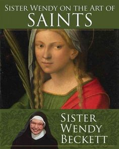 Picture of Sister Wendy on the Art of Saints