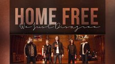 Dave Mason - We Just Disagree (A cappella cover by Home Free) | ♥ Home Free's arrangement of this song and ♥ how they interpret the lyrics!