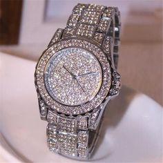 $8.99 (Buy here: https://alitems.com/g/1e8d114494ebda23ff8b16525dc3e8/?i=5&ulp=https%3A%2F%2Fwww.aliexpress.com%2Fitem%2FDurable-Fashion-watch-women-relogio-feminino-Luxury-women-watches-rhinestone-ceramic-crystal-Quartz-watches-Lady-Dress%2F32655055953.html ) Durable  Fashion  watch women relogio feminino Luxury women watches rhinestone ceramic crystal Quartz watches Lady Dress Watch for just $8.99