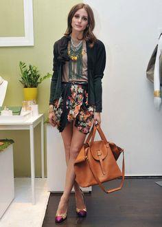 The Olivia Palermo Lookbook : BEAUTIFUL