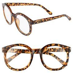 FE NY Vintage Optical Glasses (480 UAH) ❤ liked on Polyvore featuring accessories, eyewear, eyeglasses, glasses, sunglasses, tortoise, tortoise eyeglasses, tortoiseshell eyeglasses, tortoiseshell glasses and vintage eye glasses