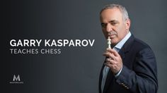 Garry Kasparov Will Teach an Online Course on Chess http://feedproxy.google.com/~r/OpenCulture/~3/s9U1-bubdcM/garry-kasparov-will-teach-an-online-course-on-chess.html