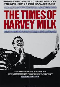 The times of harvey milk original poster - Recherche Google