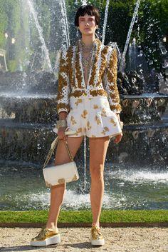 Chanel Cruise P/E 2013 #versailles #paris #marieantoinette