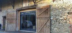 Dominique buyse tournai section portes portails chassis parque - Amenager une grange en habitation ...