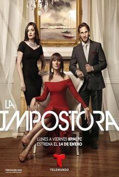 La impostora (2014) http://en.wikipedia.org/wiki/La_impostora