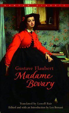 Madame Bovary, de Gustave Flaubert