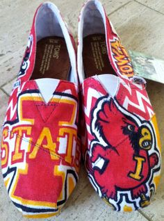 Want these! Iowa State