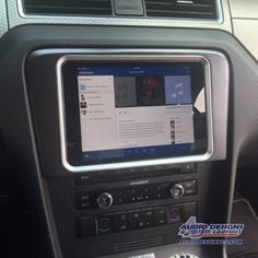 Using an android tablet as a dash for your car android tablets 2010 2014 ford mustang tablet dash kit greentooth Choice Image