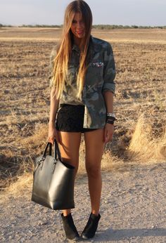 24 Military clothing- fashion trend for this season ‹ ALL FOR FASHION DESIGN