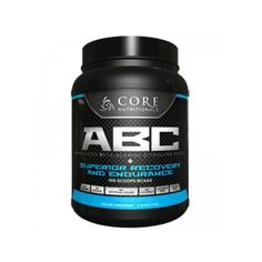 Core Nutritionals ABC - Second To None Nutrition Best Supplements, Intense Workout, How To Increase Energy, Core, Nutrition