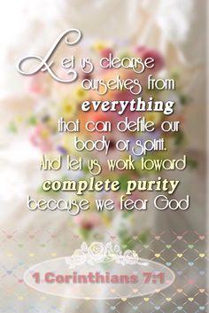 1 Corinthians 7:1..IN JESUS NAME,,AMEN