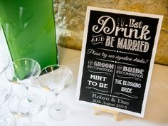 Personalise your wedding day with thoughtful DIY details. Image © The Wedding Cut. #weddings #Cotswolds