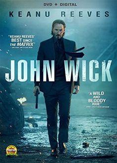 John Wick DVD + Digital Widescreen-Keanu Reeves 1 Disc English 101 Minutes New #LIONSGATEHOMEENT
