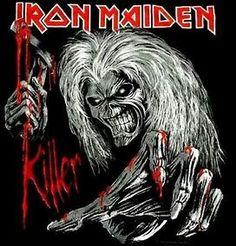 35 Best Iron Maiden Eddie Drawings And Fan Artwork