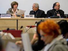 Catholic sex abuse: UN blasts Vatican for failing to protect children from paedophile priests