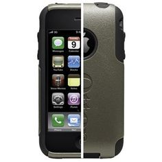 New OtterBox iPhone 3G Commuter Case - Grey by OtterBox. $25.00. OTTERBOX IPHONE 3G COMMUTER CASE GREY. The OtterBox Commuter Series for iPhone 3G and 3GS is the perfect balance between protection and style: Sleek and tough.   That's what you can expect from the OtterBox Commuter Series.   Where the case is slim and attractive it provides outstanding protection from everyday mishaps.  About our Commuter Series:.   Three slender, yet sturdy layers offer tough protect...