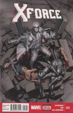 Marvel Now, Marvel Comics, X Force, True Identity, Ebook Pdf, X Men, Superhero, Cable, Concept