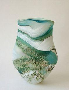 lesley clarke glass | Lesley Clarke- love this