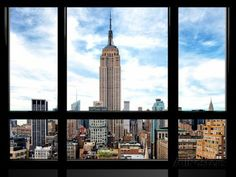 Image result for view outside window midtown nyc