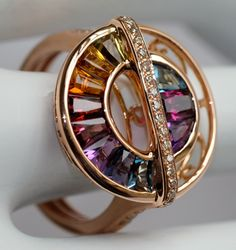 Ear Jewelry, Cute Jewelry, Jewelery, Jewelry Accessories, Jewelry Box, Antique Jewelry, Silver Jewelry, Beautiful Gold Rings, Custom Jewelry Design