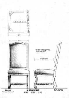 Upholstered Sidechair