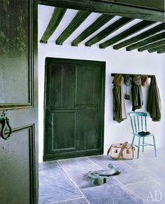 Дом в Корнуолле, Англия.