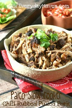 Slow Cooker Pork Tacos Recipe