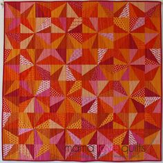 Mama Love Quilts: Liberated Quiltmaking. Improvisational piecing with no plan for blocks to be precision pieced.