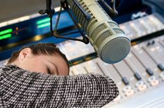 A KVMR broadcaster accidentally fell asleep during her overnight Native American flute show American Timbres which broadcasts from 2am to 5am.