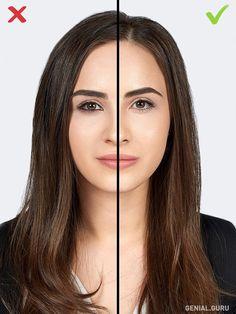 10 Errores de maquillaje que te agregan años. 5-Delineador negro en el párpado inferior. Este truco hace que tus ojos se vean más estrechos. Si quieres lograr que tu mirada sea un poco más abierta, utiliza lápiz de tono claro.