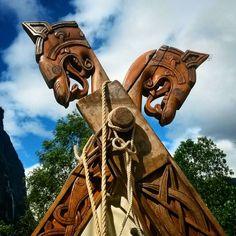 Osebergtelt - Oseberg tent - Saga tents #Norse #Norway #Viking #Vikings #Land_of_the_vikings #My_little_Norway #Gudvangen #vikingmarknad #Gudvangen_viking_market #gudvangen_vikingmarknad #historical_tents #Oseberg_tent #saga_tents