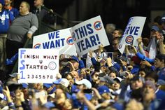 Cubs turning sports world on its head = Over the past couple of decades, Saturday nights in October have almost become synonymous with college football. But this past Saturday night, the Chicago Cubs almost singlehandedly turned that connection right on its head.  They did so by.....