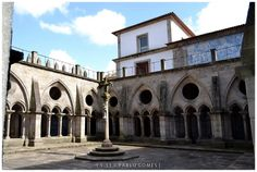 Claustros da Sé / Clautros de la Catedral / Cthedral Cloisters [2011 - Porto / Oporto - Portugal] #fotografia #fotografias #photography #foto #fotos #photo #photos #local #locais #locals  #cidade #cidades #ciudad #ciudades #city #cities #europa #europe #historia #historic #catedral #catedrais #catedrales #cathedrals @Visit Portugal @ePortugal @WeBook Porto @OPORTO COOL @Oporto Lobers