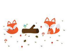Free SVG cut files - Little Foxes
