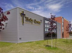 Holy Cross Catholic School, Sault Ste. Marie, ON - Agway Metals Inc.