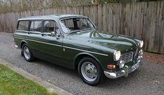 vintage 1967 volvo wagon - Google Search