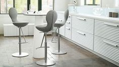 Image result for gray kitchen tables modern small