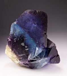 Fluorite from Illinois / Mineral Friends <3