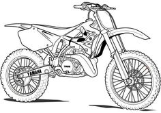 Here is Dirt Bike Coloring Sheets Idea for you. Dirt Bike Coloring Sheets printable motorcycle coloring pages dirt dirt bike. Dirt Bike Tattoo, Motocross Tattoo, Bike Tattoos, Coloring Pages For Boys, Colouring Pages, Coloring Sheets, Kids Coloring, Free Coloring, Motocross Maschinen