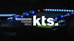 Svendeprøve KTS 2012 // på DTUEventtekniker med speciale i Lys Eventtekniker med speciale  i LydBo ThøgersenMatias Brogaard