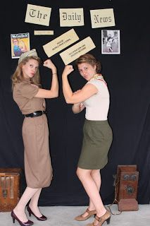 See Summer Design: 1940's Theme Birthday Party