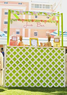 Lilly Pulitzer Wedding Ideas- The Glam Pad