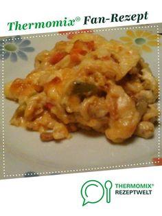 Leckerer Gyros-Auflauf mit Nudeln von Hademer Landfee. Ein Thermomix ® Rezept aus der Kategorie Hauptgerichte mit Fleisch auf www.rezeptwelt.de, der Thermomix ® Community.