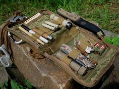 """The MaxPedition Padded Pouch measures 6""""x6"""" and is great for organizing your tactical EDC gear.  Get one today... http://www.osograndeknives.com/store/index.php?l=product_detail=7286"""