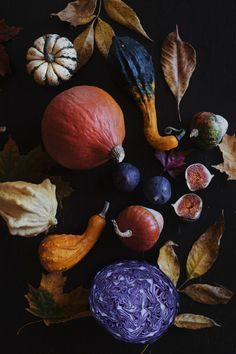 autumn food, pumpkins   Agata Gąsek  #fall #autumn #food #squash #pumpkin